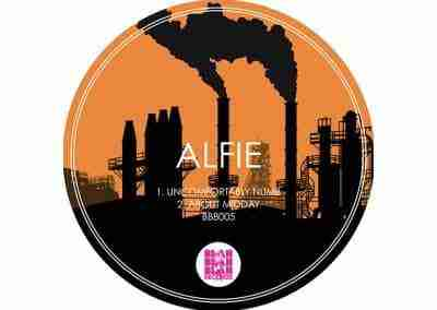 Alfie – Uncomfortably Numb / About Midday [BBB005]