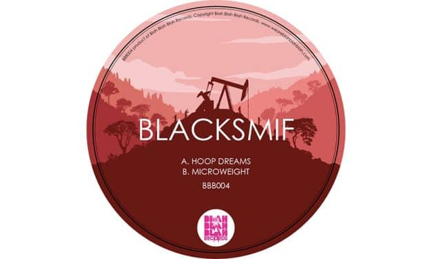 Blacksmif – Microweight / Hoop Dreams [BBB004]