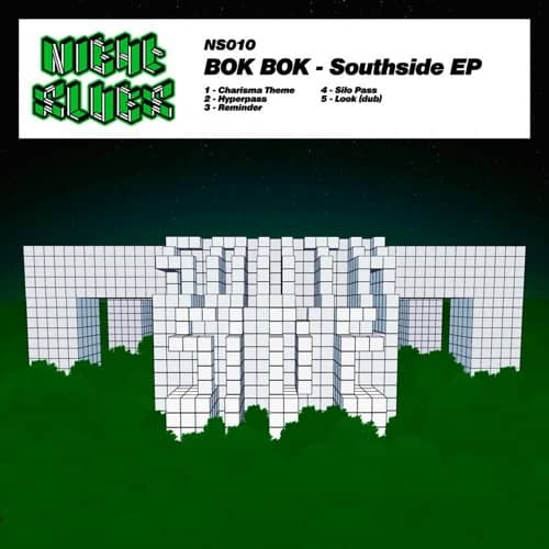 BOK BOK – Southside EP (Night Slugs)