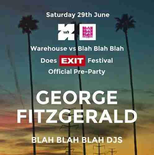 George Fitzgerald – Boiler Room (June 2013) Download
