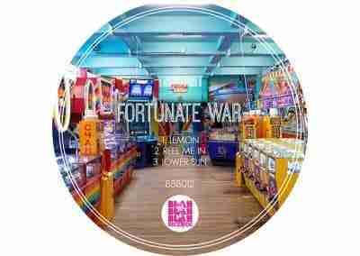 Fortunate War – Lemon / Reel Me In [BBB012]