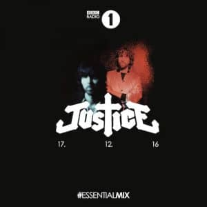 Justice - Essential Mix [ Mixtape ]