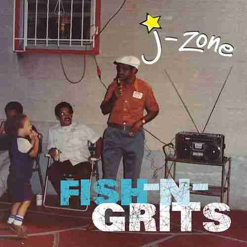 J-Zone 'Im Sick Of Rap' (Fish-N-Grits) | Hip-Hop / Rap