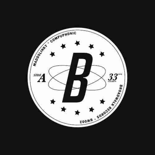 Maddslinky – Compuphonic on Julio Bashmore's Broadwalk Records