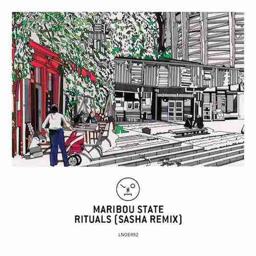 Maribou State – Rituals (Sasha Remix) | New Music