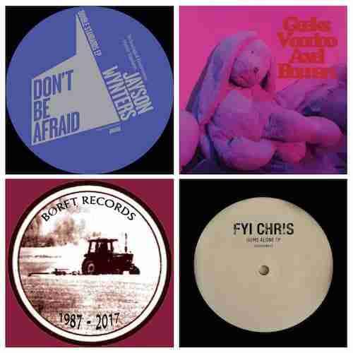 New Music – FYI Chris, Axel Boman, Kowton, DJ Sotofett