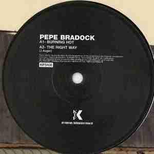 Pepe Bradock - Deep Burnt - Classic Deep House