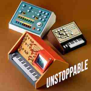 Playlist - Unstoppable 'Pop, Rock, House, Hip-Hop & Guilty Pleasures'