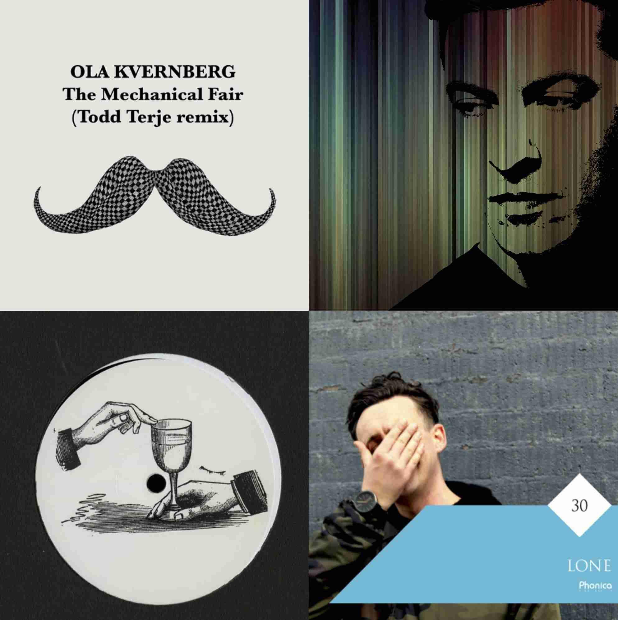 New Music – Todd Terje, Lone, Fort Romeau, Skream…