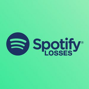 Spotify - Losses