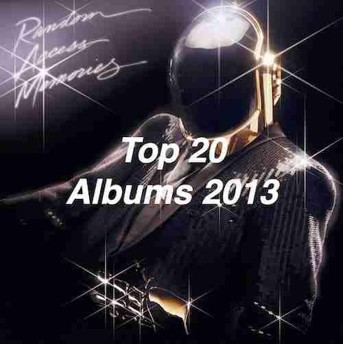 Blah Blah Blah – Top 20 Albums 2013