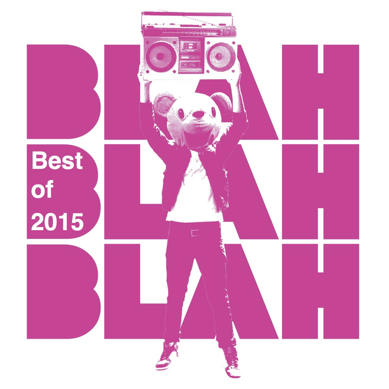 Blah Blah Blah Best of 2015 – Electronic Singles