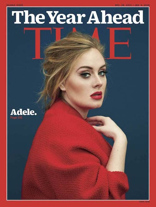 16.4 Billion Streams on Spotify – Adele '25'