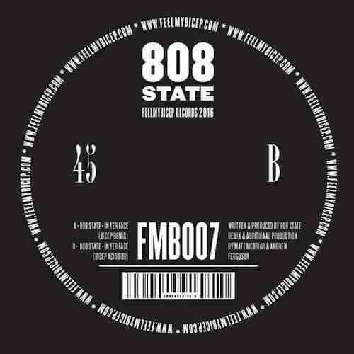 BICEP remix 808 State's 'In Yer Face' | New Music