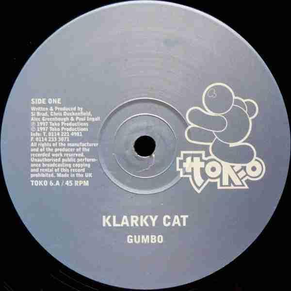 Klarky Cat - Gumbo / Custard-gannet