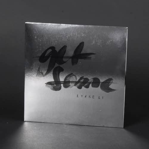 "Lykke Li – ""Get Some (Mike D Remix)"""
