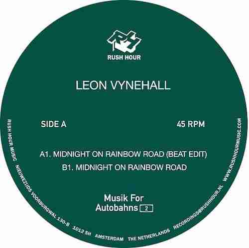 Buz Ludzha Vibradreams & Leon Vynehall Midnight On Rainbow Road
