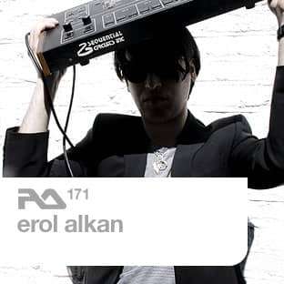 Erol Alkan – RA Podcast 171